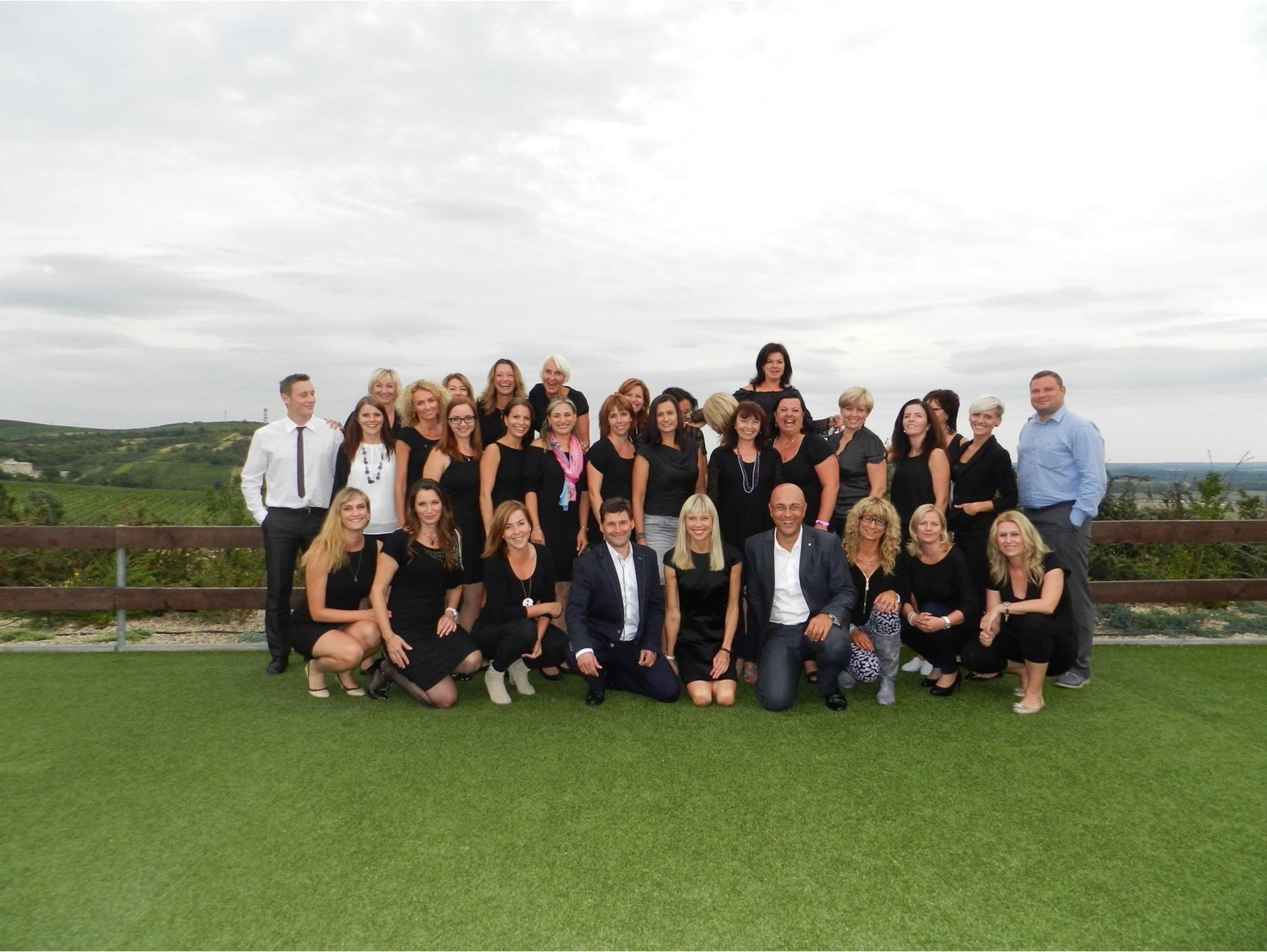 The Sales Team of Italy Style Linea
