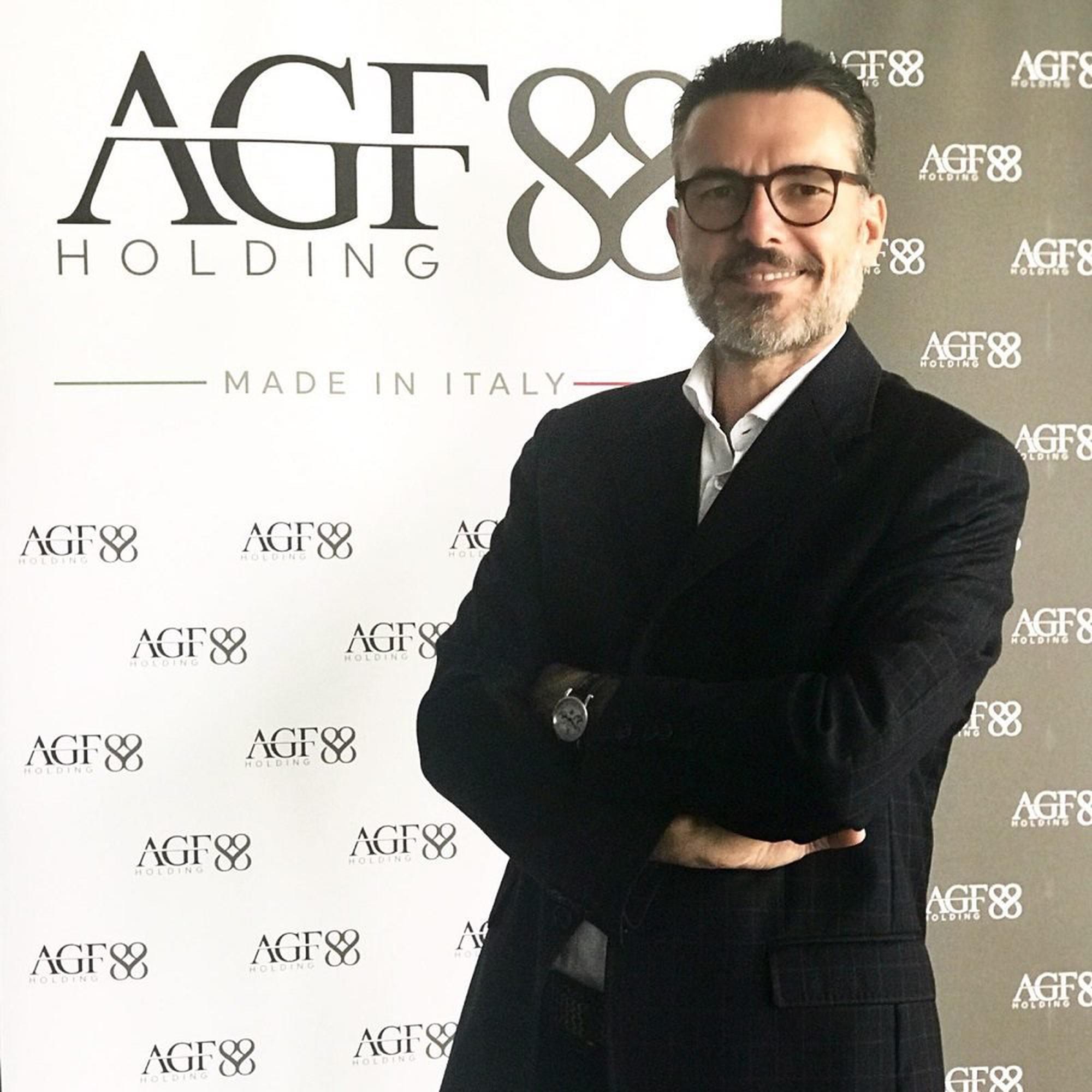 Gianni Pegorin, President of AGF88 Holding