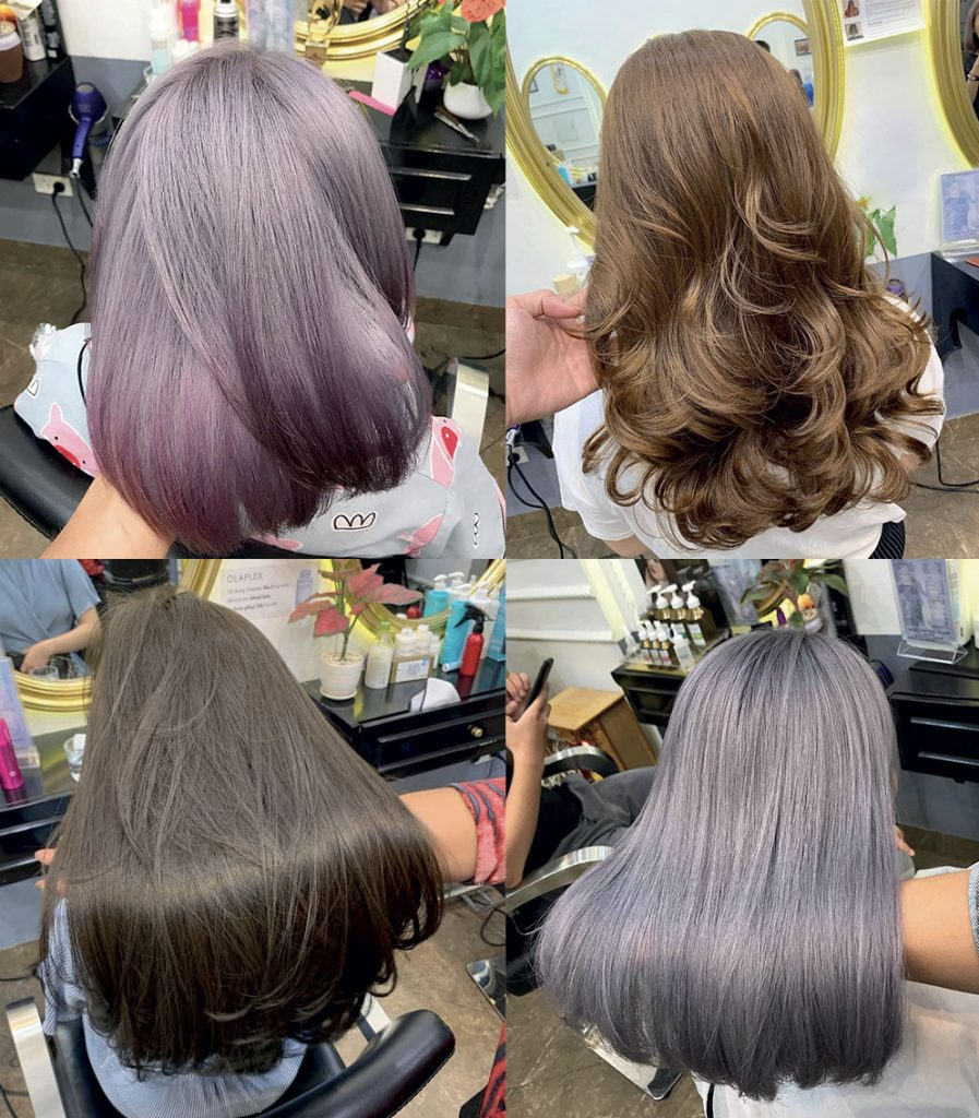 Alonzo Hair Color from Australia