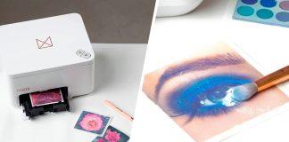 Makeup 3d printer