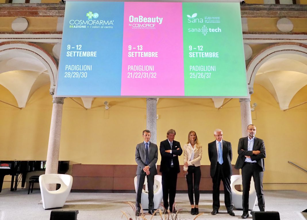 3 Fairs Coincide to Launch a New Season of Hope for the Cosmetics Industry