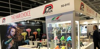 Parlux Booth Hong Kong 2019