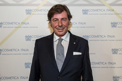 Renato Ancorotti, President of Cosmetica Italia