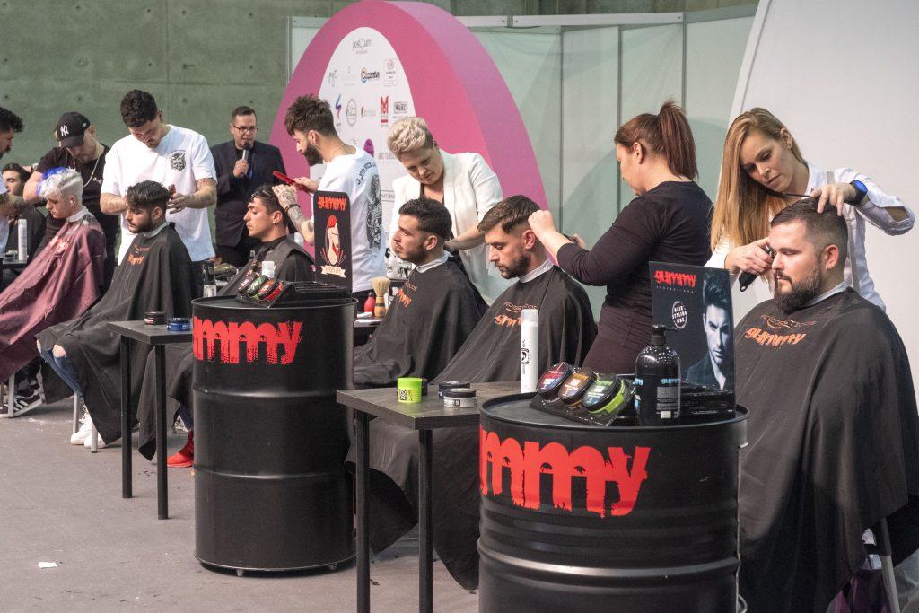 Valencia Beauty Fair - Haircut contest