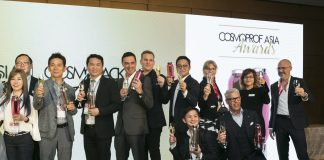 Cosmoprof Asia 2019 - Award Winners