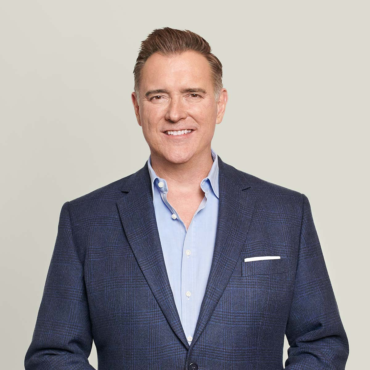 Cory Couts, former Global President, Kao Salon Division