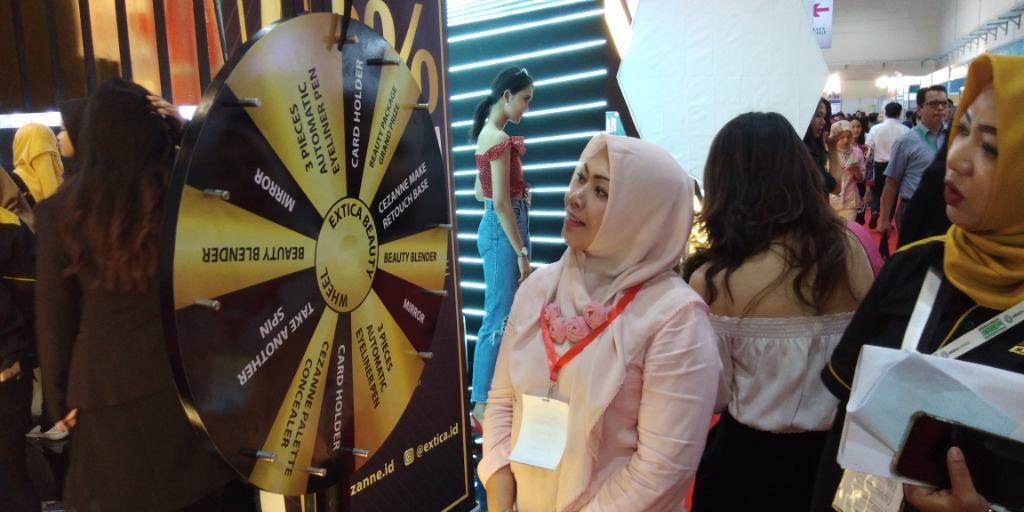 CosmoBeaute in Jakarta Further Hindered by Travel Restrictions