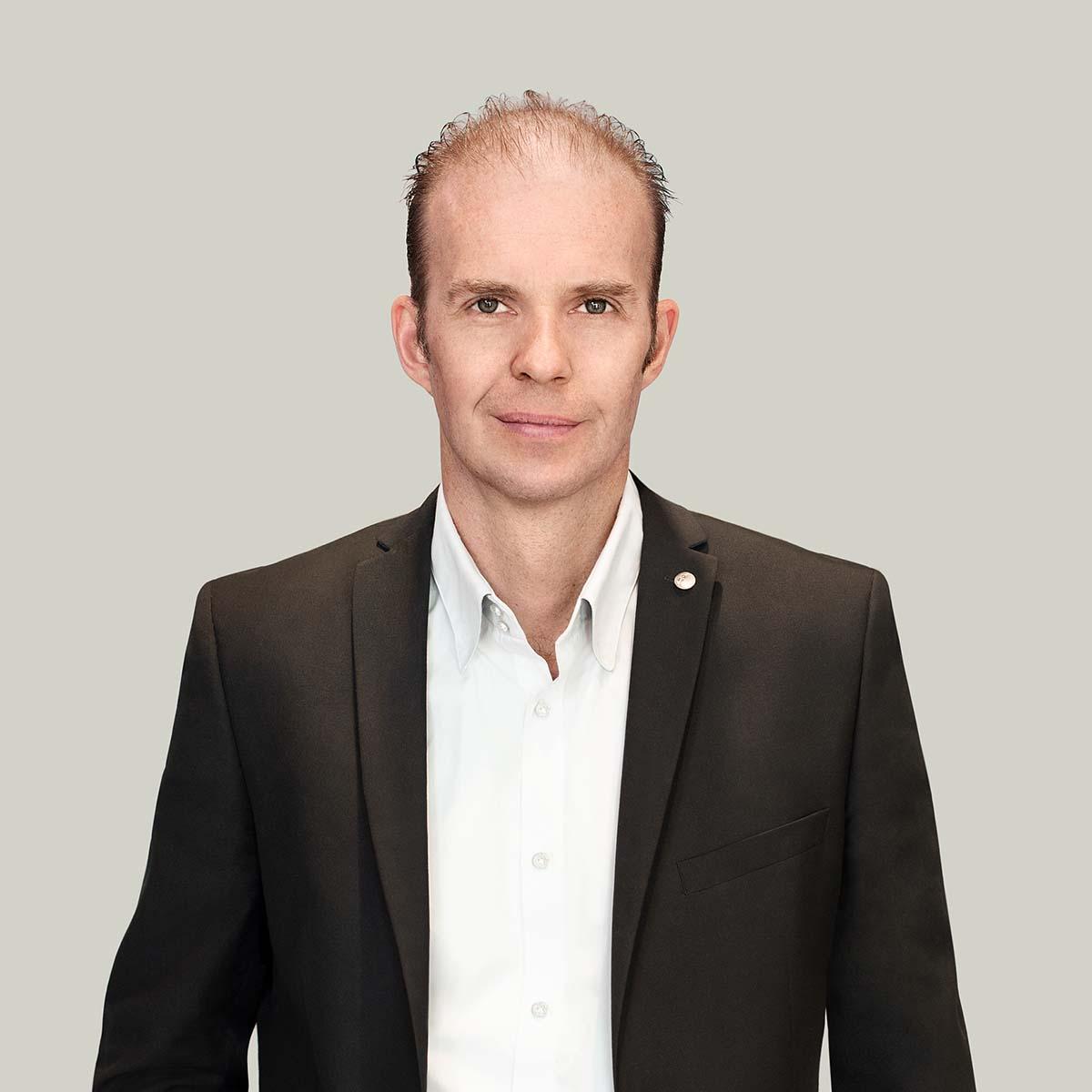 Dominic Pratt, New Global President Kao Salon