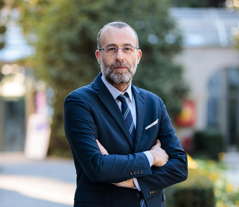 Enrico Zannini, General Manager of BolognaFiere Cosmoprof