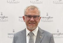 Peter F. Pfister Announced as New President at Intercoiffure Mondial
