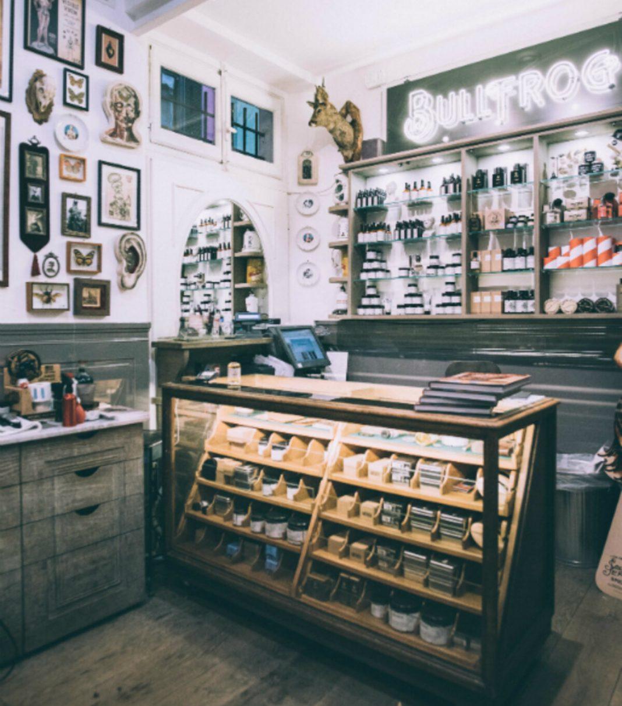 Bullfrog Barbershop
